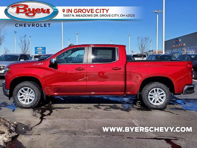 2021 Chevrolet Silverado 1500 Crew Cab 4x4, Pickup #C210353 - photo 7