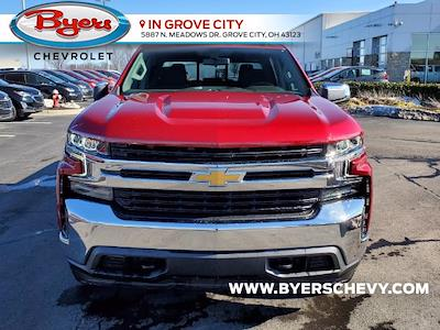 2021 Chevrolet Silverado 1500 Crew Cab 4x4, Pickup #C210353 - photo 5