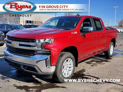 2021 Chevrolet Silverado 1500 Crew Cab 4x4, Pickup #C210353 - photo 6