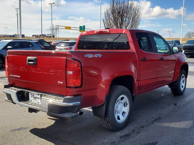 2021 Chevrolet Colorado Crew Cab 4x4, Pickup #C210367 - photo 2