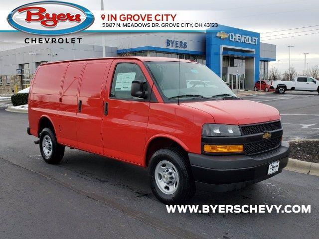 2021 Chevrolet Express 2500 4x2, Empty Cargo Van #C213001 - photo 1