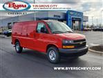 2021 Chevrolet Express 2500 4x2, Empty Cargo Van #C213005 - photo 1