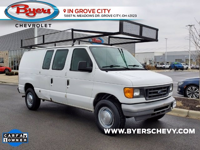 2006 Ford E-250 4x2, Upfitted Cargo Van #C213006A - photo 1