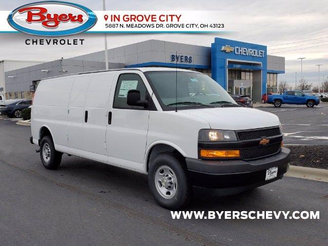 2021 Chevrolet Express 3500 4x2, Empty Cargo Van #C213024 - photo 1