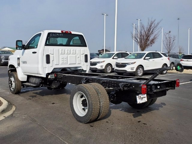 2021 Chevrolet Silverado 6500 Regular Cab DRW 4x4, Cab Chassis #C213067 - photo 7