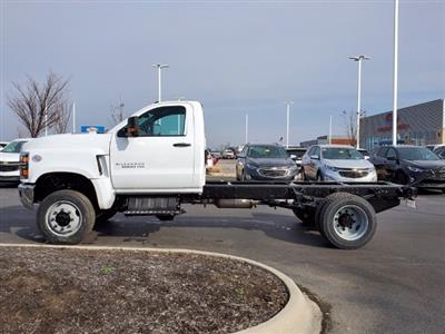 2021 Chevrolet Silverado 6500 Regular Cab DRW 4x4, Cab Chassis #C213067 - photo 6