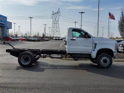 2021 Chevrolet Silverado 6500 Regular Cab DRW 4x4, Cab Chassis #C213067 - photo 9