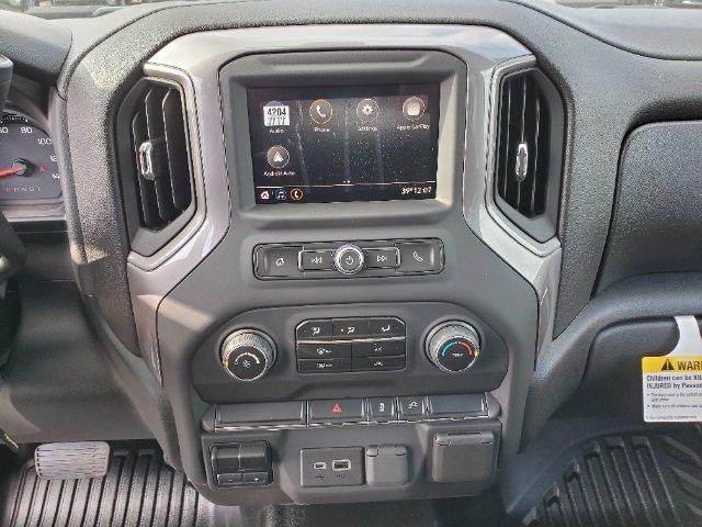 2021 Chevrolet Silverado 3500 Crew Cab AWD, Cab Chassis #C213073 - photo 36