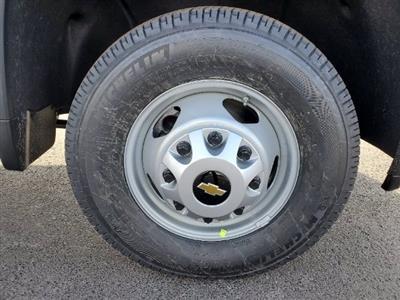 2021 Chevrolet Silverado 3500 Crew Cab AWD, Cab Chassis #C213073 - photo 10