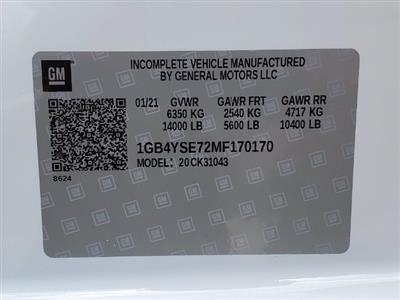 2021 Chevrolet Silverado 3500 Crew Cab AWD, Cab Chassis #C213073 - photo 51