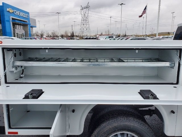 2021 Chevrolet Silverado 3500 Crew Cab AWD, Knapheide Steel Service Body #C213079 - photo 23