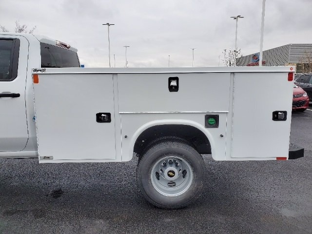 2021 Chevrolet Silverado 3500 Crew Cab AWD, Knapheide Steel Service Body #C213079 - photo 25