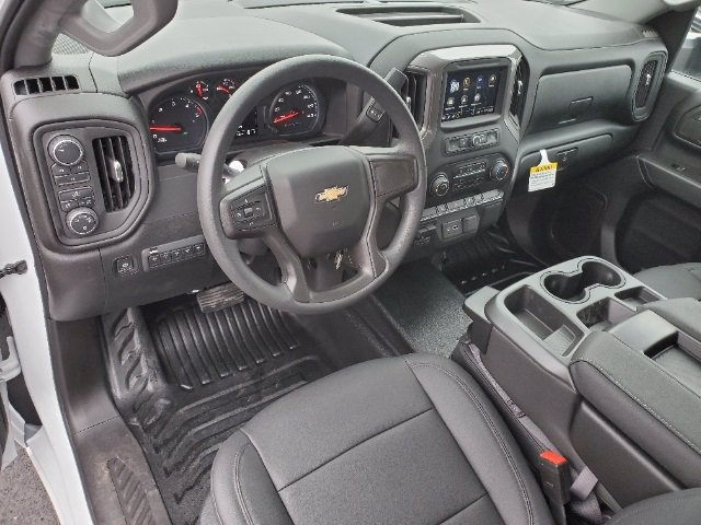 2021 Chevrolet Silverado 3500 Crew Cab AWD, Knapheide Steel Service Body #C213079 - photo 41