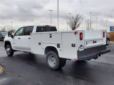 2021 Chevrolet Silverado 3500 Crew Cab AWD, Knapheide Steel Service Body #C213079 - photo 7