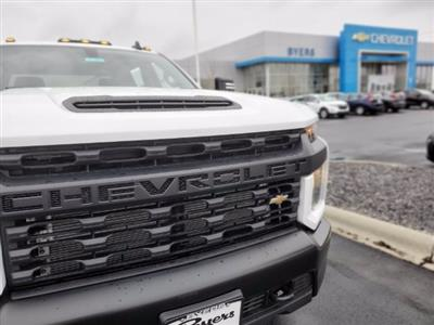 2021 Chevrolet Silverado 3500 Crew Cab AWD, Knapheide Steel Service Body #C213079 - photo 68