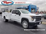 2021 Chevrolet Silverado 3500 Crew Cab AWD, Knapheide Steel Service Body #C213079 - photo 1