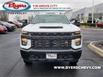 2021 Chevrolet Silverado 3500 Crew Cab AWD, Knapheide Steel Service Body #C213079 - photo 4
