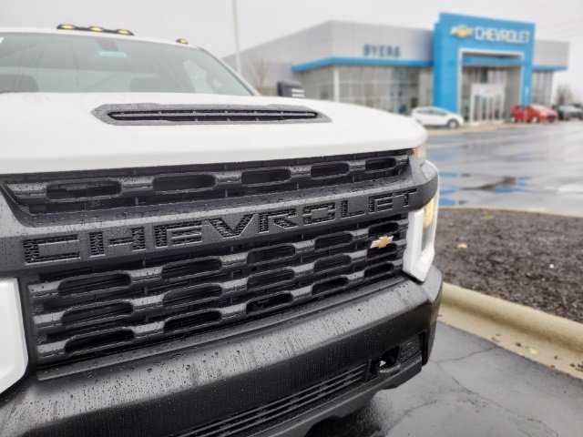 2021 Chevrolet Silverado 3500 Regular Cab 4x2, Cab Chassis #C213088 - photo 44