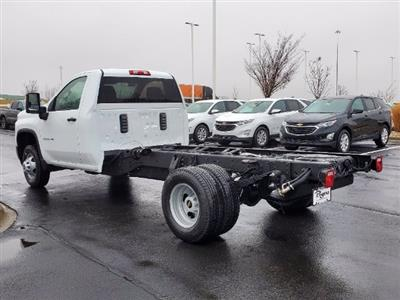 2021 Chevrolet Silverado 3500 Regular Cab 4x2, Cab Chassis #C213088 - photo 7