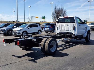 2021 Silverado 5500 Regular Cab DRW 4x2,  Cab Chassis #C213094 - photo 2