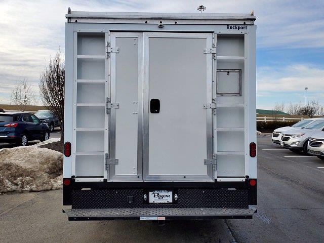 2021 Chevrolet Express 3500 4x2, Rockport Workport Service Utility Van #C213106 - photo 7