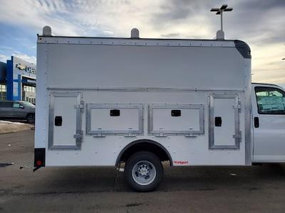 2021 Chevrolet Express 3500 4x2, Rockport Workport Service Utility Van #C213106 - photo 22