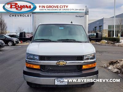 2021 Chevrolet Express 3500 4x2, Rockport Workport Service Utility Van #C213106 - photo 3