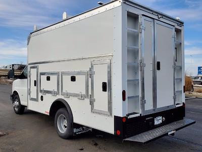 2021 Chevrolet Express 3500 4x2, Rockport Workport Service Utility Van #C213106 - photo 6