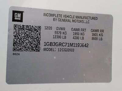 2021 Chevrolet Express 3500 4x2, Rockport Workport Service Utility Van #C213106 - photo 60