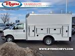 2021 Chevrolet Express 3500 4x2, Rockport Workport Service Utility Van #C213106 - photo 5