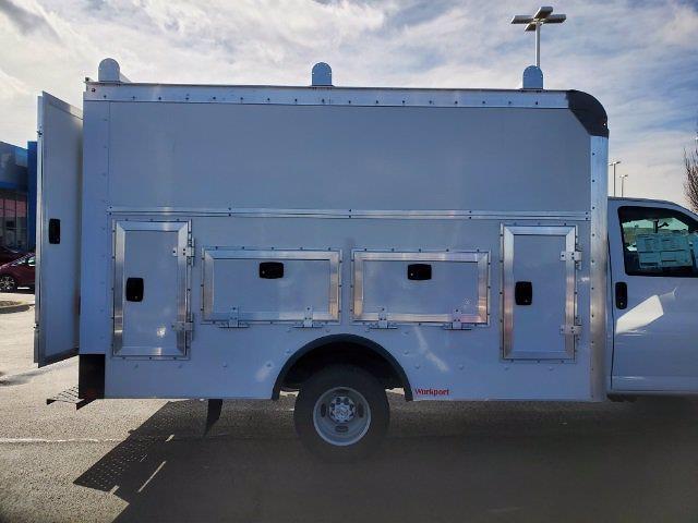 2021 Chevrolet Express 3500 4x2, Rockport Workport Service Utility Van #C213108 - photo 22