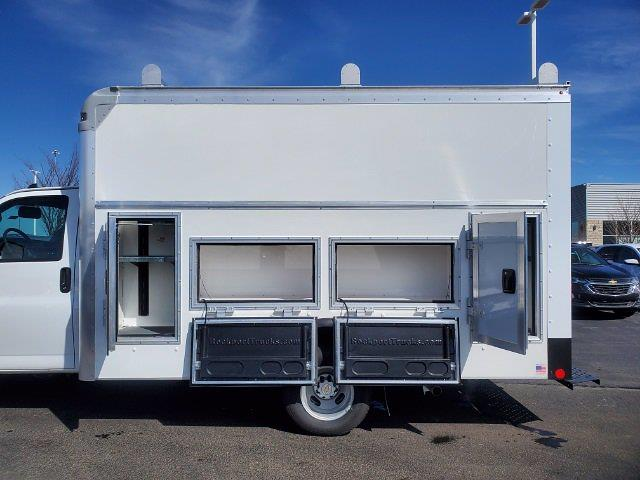 2021 Chevrolet Express 3500 4x2, Rockport Workport Service Utility Van #C213108 - photo 29