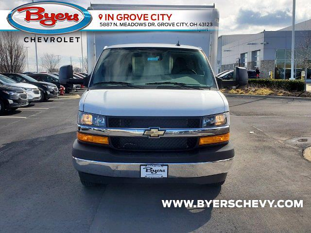 2021 Chevrolet Express 3500 4x2, Rockport Workport Service Utility Van #C213108 - photo 4
