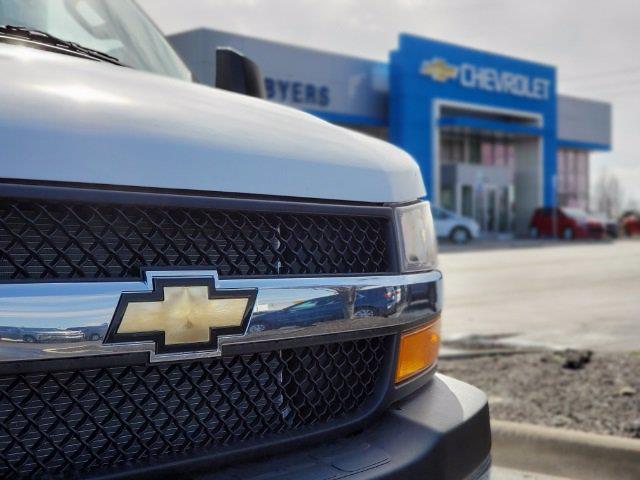 2021 Chevrolet Express 3500 4x2, Rockport Workport Service Utility Van #C213108 - photo 61