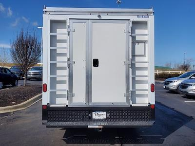 2021 Chevrolet Express 3500 4x2, Rockport Workport Service Utility Van #C213108 - photo 8