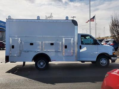 2021 Chevrolet Express 3500 4x2, Rockport Workport Service Utility Van #C213108 - photo 9