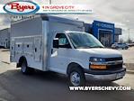 2021 Chevrolet Express 3500 4x2, Rockport Workport Service Utility Van #C213108 - photo 1