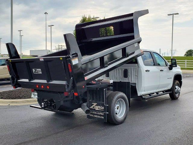 2021 Chevrolet Silverado 3500 Crew Cab AWD, Rugby Dump Body #C213132 - photo 1