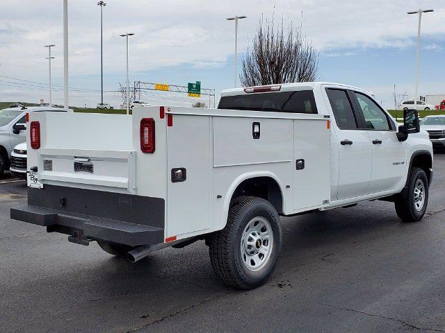 2021 Chevrolet Silverado 3500 Double Cab 4x4, Knapheide Service Body #C213135 - photo 1