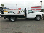 2018 Silverado 3500 Regular Cab DRW 4x4,  Knapheide Value-Master X Platform Body #11711 - photo 6