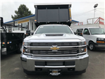 2018 Silverado 3500 Regular Cab DRW 4x4,  Knapheide Landscape Dump #11752 - photo 4