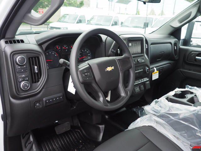 2021 Chevrolet Silverado 2500 Regular Cab 4x4, Reading Classic II Steel Service Body #T21498 - photo 4