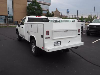 2021 Chevrolet Silverado 2500 Regular Cab 4x4, Reading Classic II Steel Service Body #T21498 - photo 7