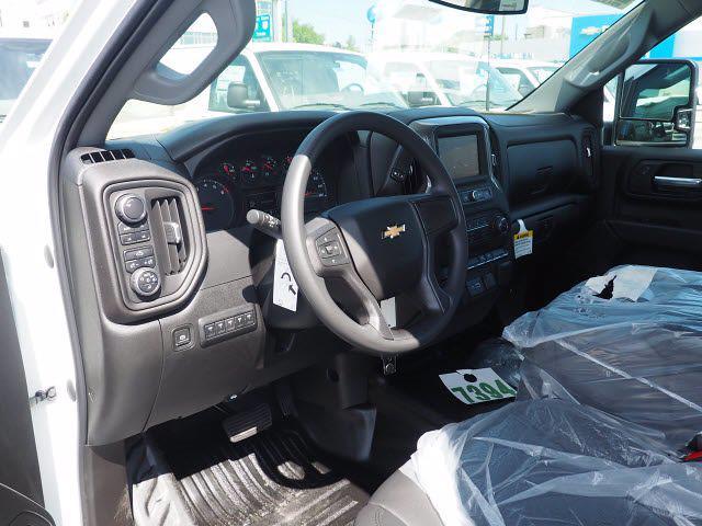 2021 Chevrolet Silverado 3500 Regular Cab 4x4, Reading Classic II Steel Service Body #T21631 - photo 5