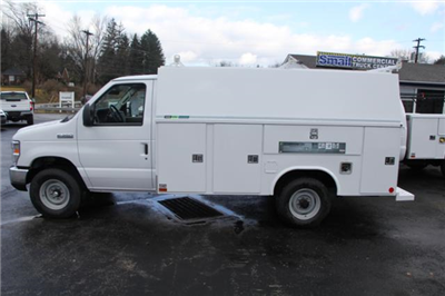 2017 E-350,  Reading Aluminum CSV Service Utility Van #F01841 - photo 5