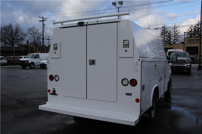 2017 E-350,  Reading Aluminum CSV Service Utility Van #F01841 - photo 2