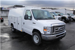 2017 E-350,  Reading Aluminum CSV Service Utility Van #F01841 - photo 1