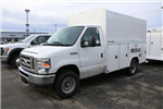 2017 E-350,  Reading Aluminum CSV Service Utility Van #F01934 - photo 1
