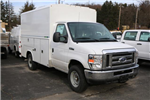 2017 E-350,  Reading Aluminum CSV Service Utility Van #F01934 - photo 4