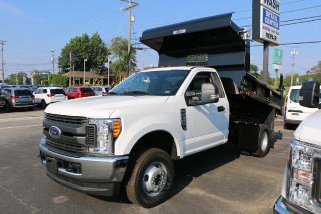 2017 F-350 Regular Cab DRW 4x4,  Rugby Z-Spec Dump Body #F01968 - photo 1